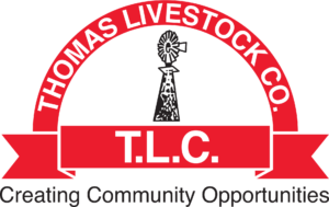 Thomas Livestock Logo